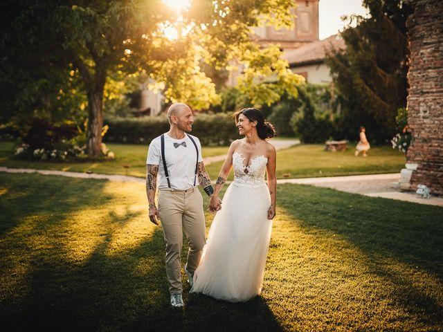Il matrimonio di Luca e Stefania a Mantova, Mantova 108