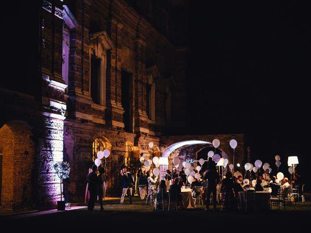 Il matrimonio di Luca e Stefania a Mantova, Mantova 129