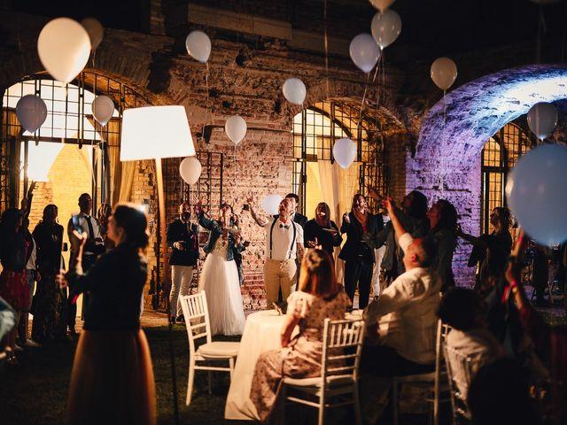 Il matrimonio di Luca e Stefania a Mantova, Mantova 130