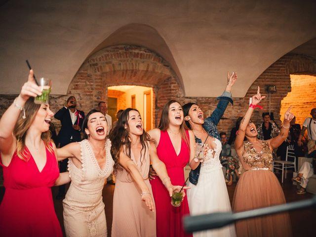 Il matrimonio di Luca e Stefania a Mantova, Mantova 131