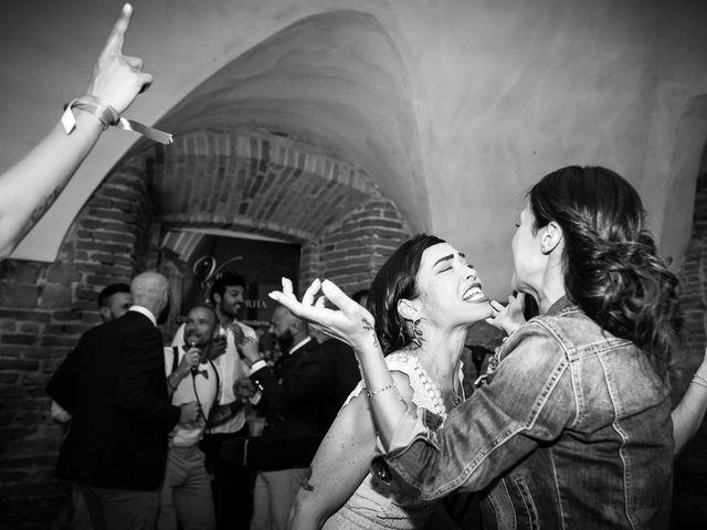 Il matrimonio di Luca e Stefania a Mantova, Mantova 132