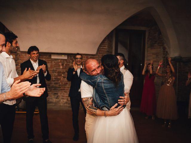 Il matrimonio di Luca e Stefania a Mantova, Mantova 135