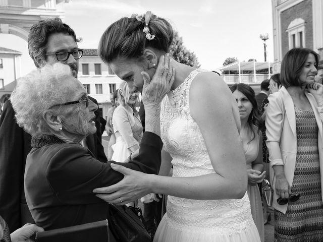 Il matrimonio di Alberto e Marcella a Mantova, Mantova 35
