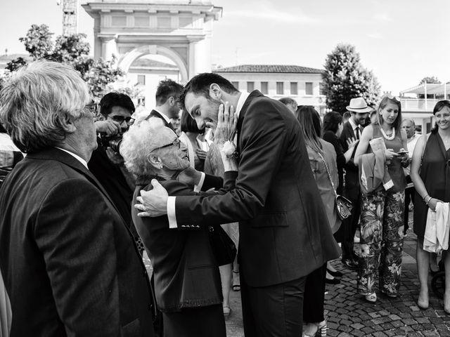 Il matrimonio di Alberto e Marcella a Mantova, Mantova 37