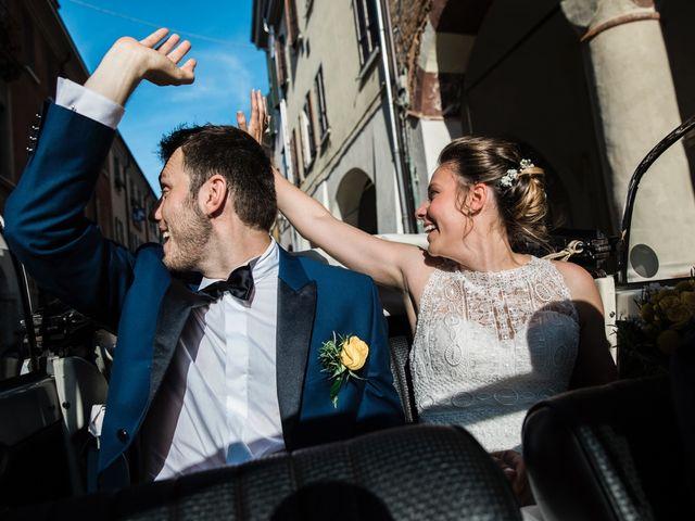Il matrimonio di Alberto e Marcella a Mantova, Mantova 38