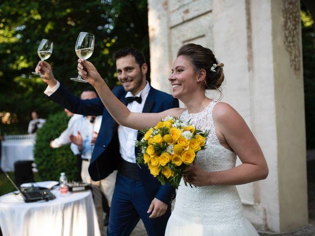 Il matrimonio di Alberto e Marcella a Mantova, Mantova 47