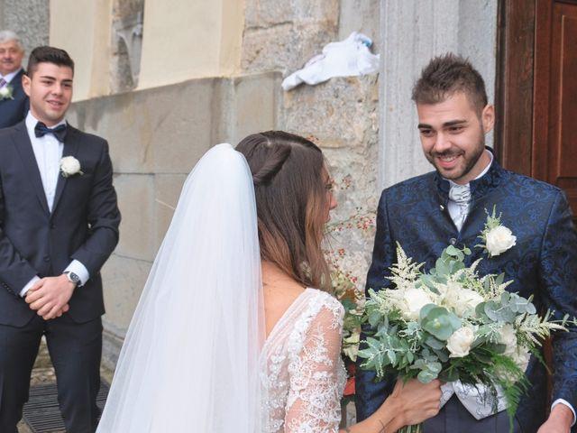 Il matrimonio di Daniele e Claudia a Dossena, Bergamo 12