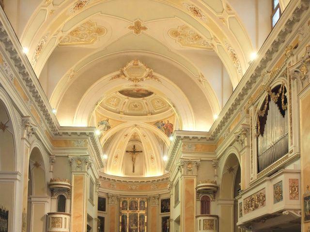 Il matrimonio di Daniele e Claudia a Dossena, Bergamo 14