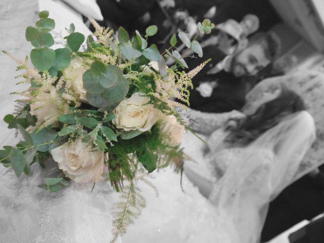 Il matrimonio di Daniele e Claudia a Dossena, Bergamo 15