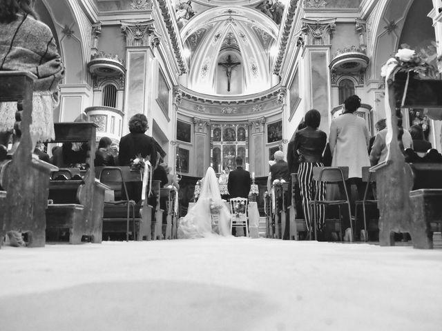 Il matrimonio di Daniele e Claudia a Dossena, Bergamo 16