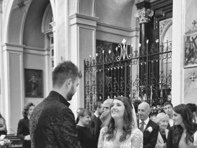 Il matrimonio di Daniele e Claudia a Dossena, Bergamo 18