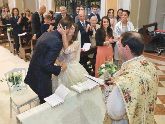 Il matrimonio di Daniele e Claudia a Dossena, Bergamo 19