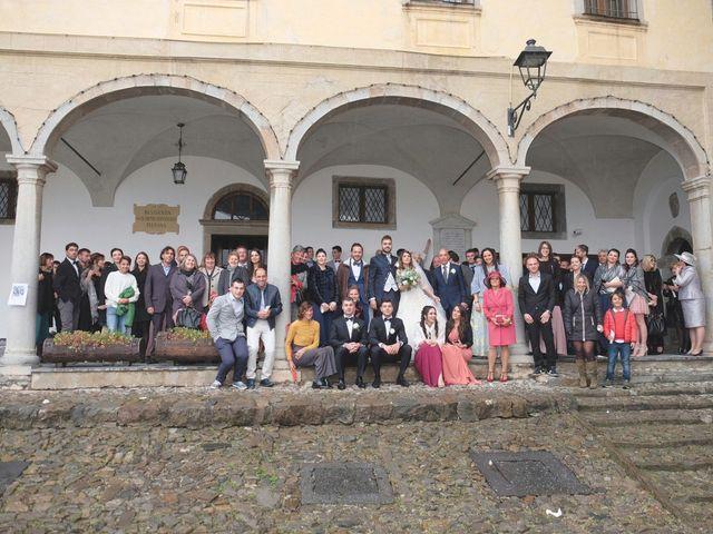 Il matrimonio di Daniele e Claudia a Dossena, Bergamo 24