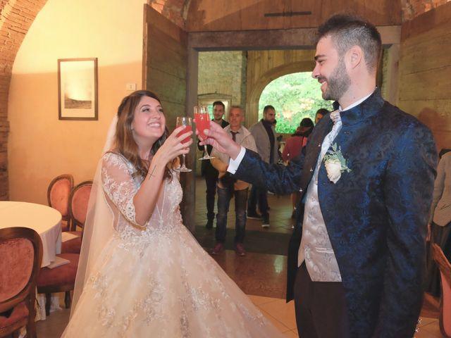 Il matrimonio di Daniele e Claudia a Dossena, Bergamo 27