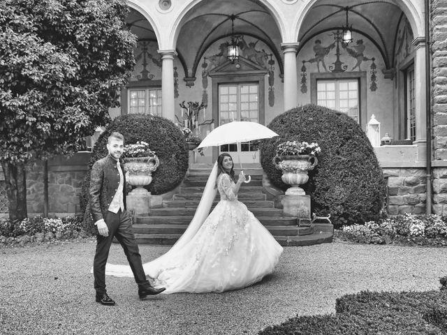 Il matrimonio di Daniele e Claudia a Dossena, Bergamo 28