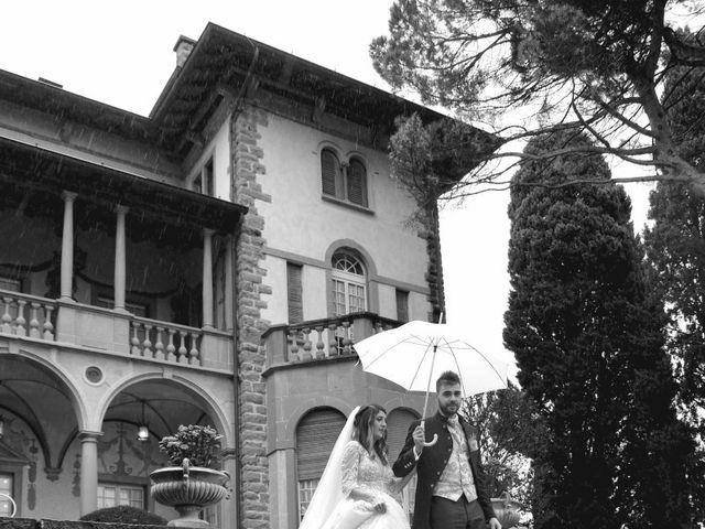 Il matrimonio di Daniele e Claudia a Dossena, Bergamo 29