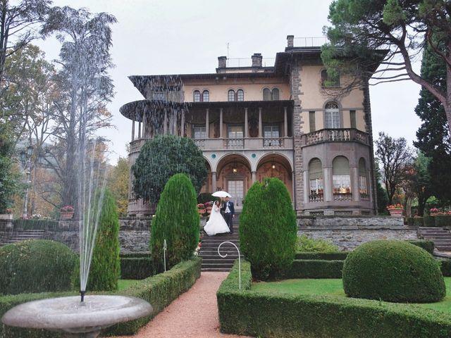 Il matrimonio di Daniele e Claudia a Dossena, Bergamo 30