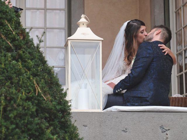 Il matrimonio di Daniele e Claudia a Dossena, Bergamo 31