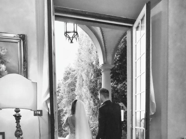 Il matrimonio di Daniele e Claudia a Dossena, Bergamo 34