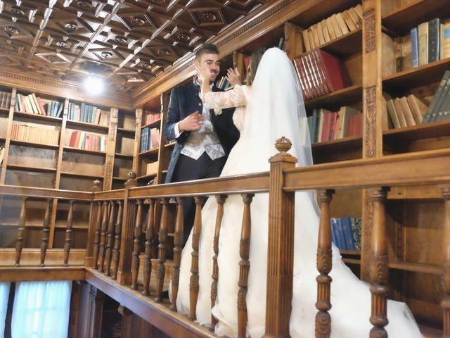 Il matrimonio di Daniele e Claudia a Dossena, Bergamo 36