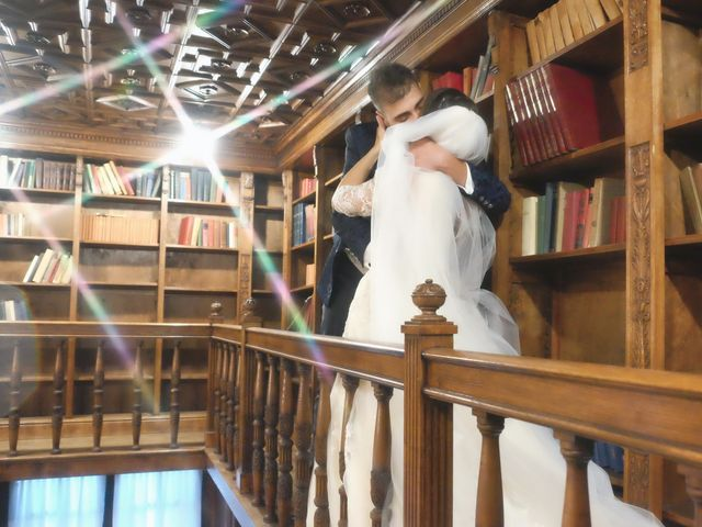 Il matrimonio di Daniele e Claudia a Dossena, Bergamo 37