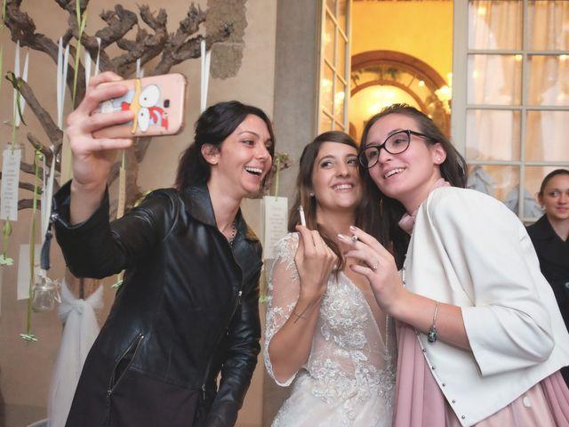 Il matrimonio di Daniele e Claudia a Dossena, Bergamo 38