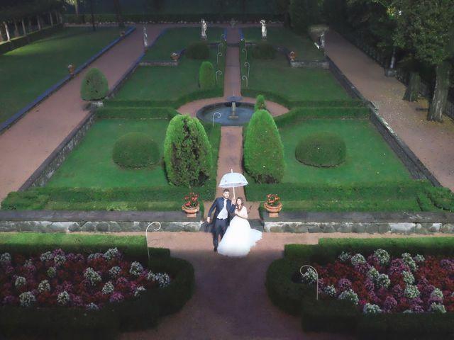 Il matrimonio di Daniele e Claudia a Dossena, Bergamo 39