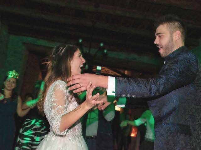Il matrimonio di Daniele e Claudia a Dossena, Bergamo 41