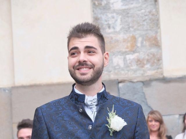 Il matrimonio di Daniele e Claudia a Dossena, Bergamo 9