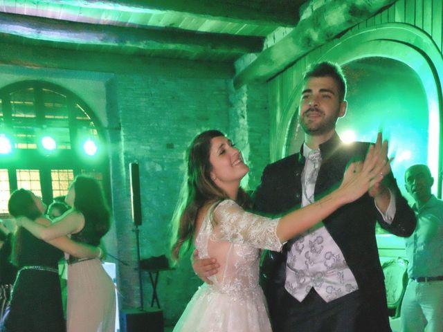 Il matrimonio di Daniele e Claudia a Dossena, Bergamo 42