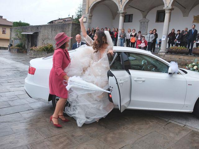 Il matrimonio di Daniele e Claudia a Dossena, Bergamo 10