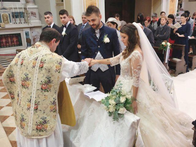 Il matrimonio di Daniele e Claudia a Dossena, Bergamo 17