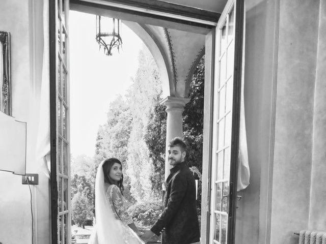 Il matrimonio di Daniele e Claudia a Dossena, Bergamo 2