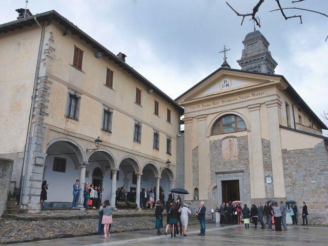Il matrimonio di Daniele e Claudia a Dossena, Bergamo 7