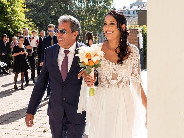 Il matrimonio di Gian Marco e Sara a Massa Marittima, Grosseto 14