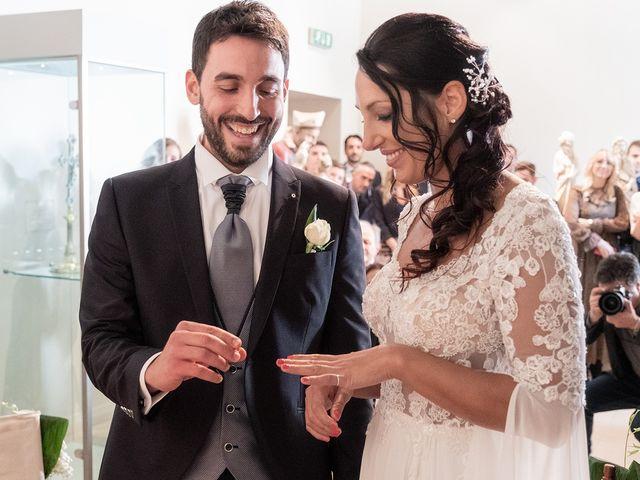 Il matrimonio di Gian Marco e Sara a Massa Marittima, Grosseto 16