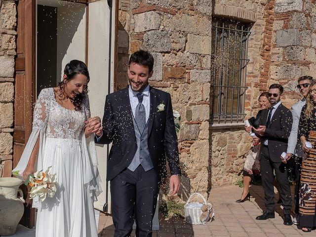Il matrimonio di Gian Marco e Sara a Massa Marittima, Grosseto 17