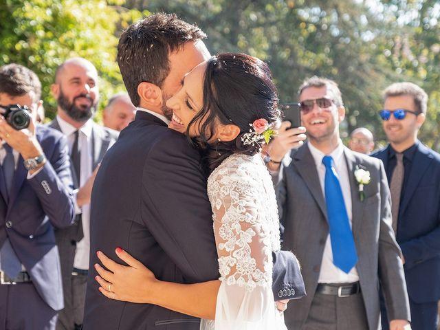 Il matrimonio di Gian Marco e Sara a Massa Marittima, Grosseto 18