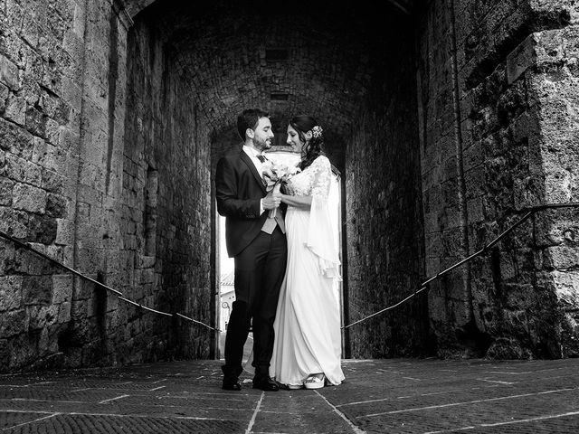 Il matrimonio di Gian Marco e Sara a Massa Marittima, Grosseto 24