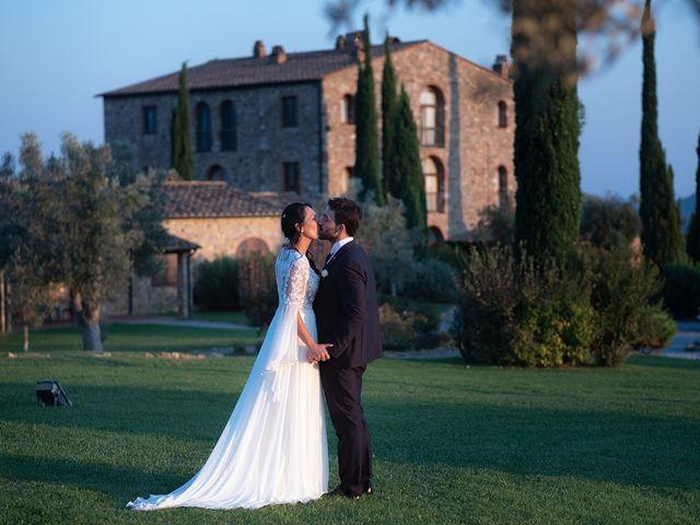 Il matrimonio di Gian Marco e Sara a Massa Marittima, Grosseto 27