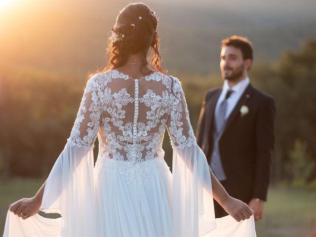 Il matrimonio di Gian Marco e Sara a Massa Marittima, Grosseto 30