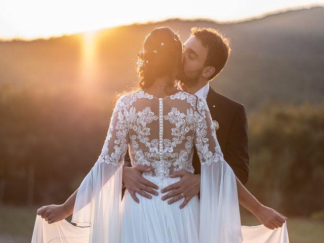 Il matrimonio di Gian Marco e Sara a Massa Marittima, Grosseto 31