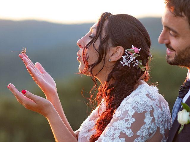 Il matrimonio di Gian Marco e Sara a Massa Marittima, Grosseto 34