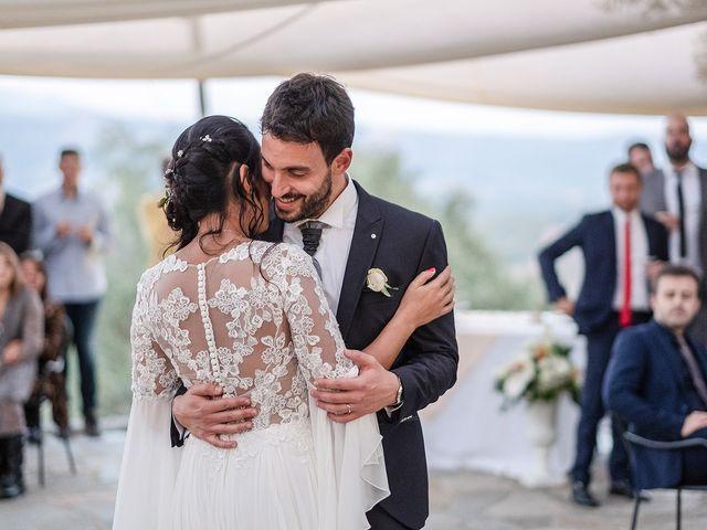 Il matrimonio di Gian Marco e Sara a Massa Marittima, Grosseto 37