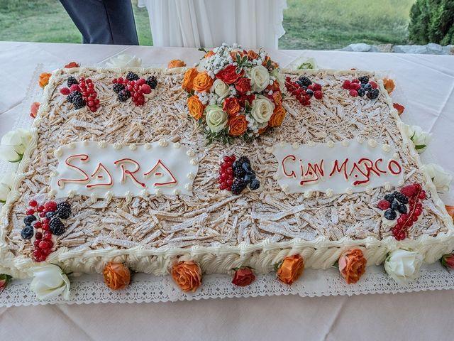 Il matrimonio di Gian Marco e Sara a Massa Marittima, Grosseto 42
