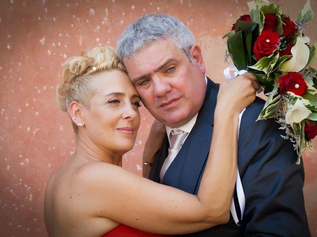 Il matrimonio di Andrea e Sandra a Campi Bisenzio, Firenze 2