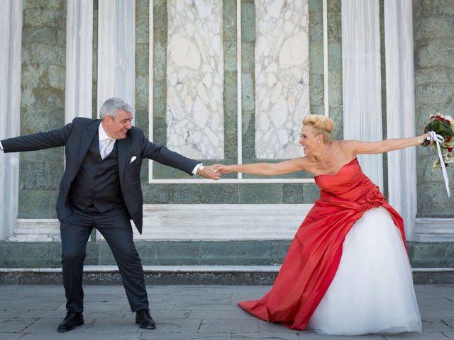 Il matrimonio di Andrea e Sandra a Campi Bisenzio, Firenze 4