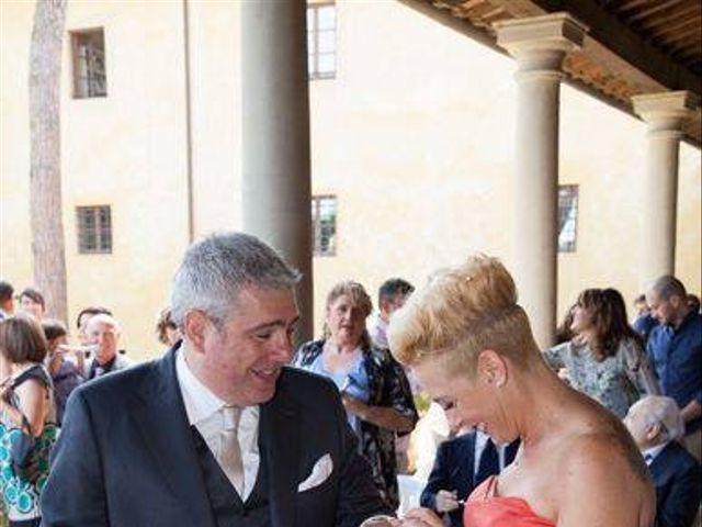 Il matrimonio di Andrea e Sandra a Campi Bisenzio, Firenze 18