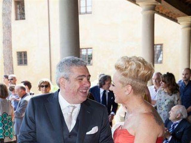 Il matrimonio di Andrea e Sandra a Campi Bisenzio, Firenze 19