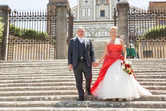 Il matrimonio di Andrea e Sandra a Campi Bisenzio, Firenze 39